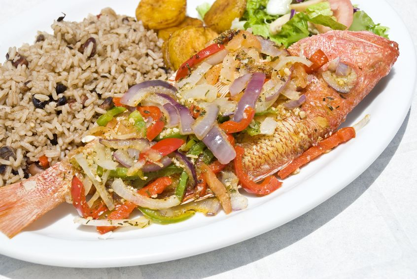 Escovitch Fish Recipe, how to make escovitch fish, caribbean food recipes
