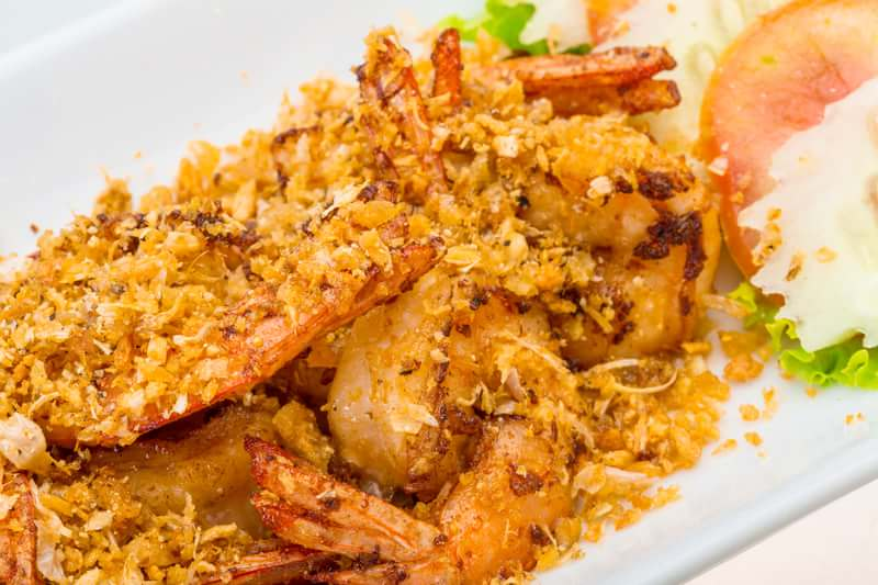 caribbean fried shrimps with garlic recipe, shrimp recipes, how to make shrimp with garlic, caribbean cuisine, caribbean food recipes