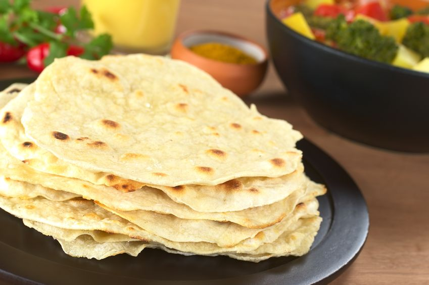Roti Recipe, caribbean rotti, how to make rotti, caribbean food recipes