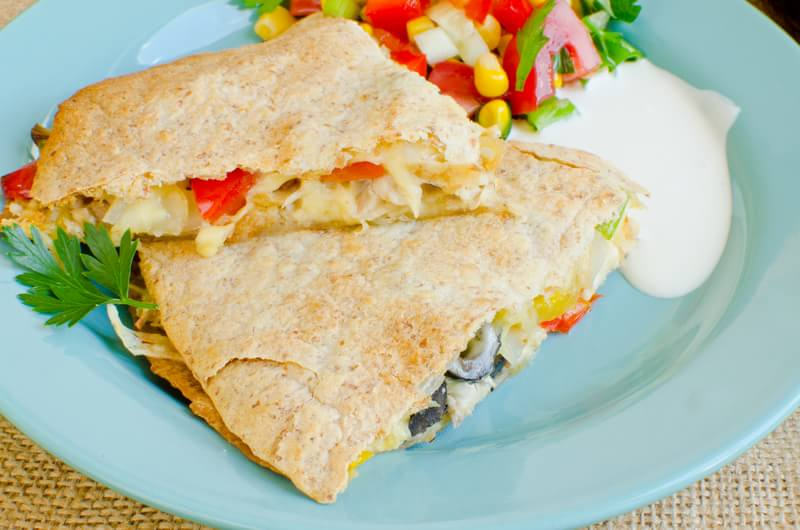 caribbean quesadillas recipe, caribbean style chicken quesadillas with cheese, how to make quesadilla, caribbean cuisine, caribbean recipes