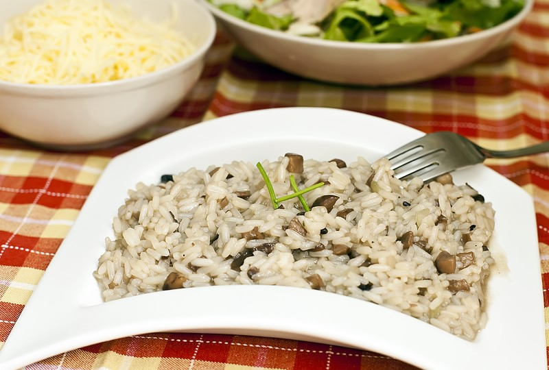 how to make risotto, risotto recipes, caribbean cuisine, caribbean recipes