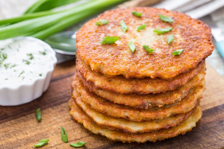 Best Recipe Potato Cakes