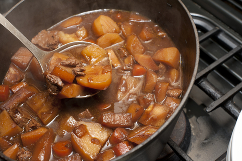 Jamaican beef stew recipe, jamaican beef stew, how to make jamaican ...
