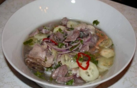 How to make Souse